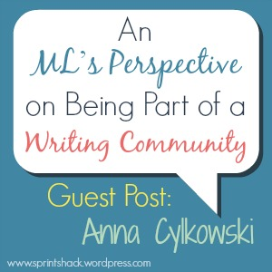 An ML's Perspective on Being Part of a Writing Community: Anna Cylkowski shares the benefits of writing with others during NaNoWriMo.