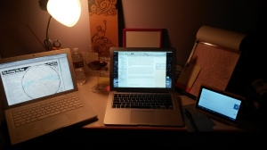 Taylor (Night-time) Writing Space