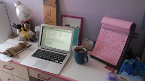 Taylor (Daytime) Writing Space
