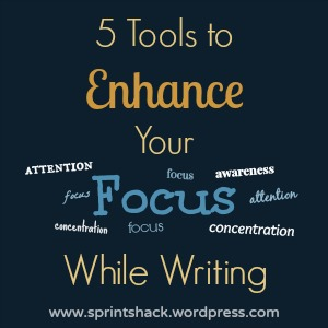 5 tools to enhance your focus while writing: Apps, programmes and music to increase your concentration and shut out distractions.