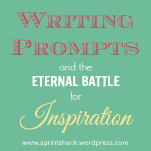 Writing prompts and the eternal battle for inspiration: Where can you replenish your imagination?