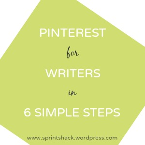 Are you missing out on a source of traffic that could bring a flood of new readers to your writing? Learn how to use Pinterest in 6 simple steps. | www.sprintshack.wordpress.com