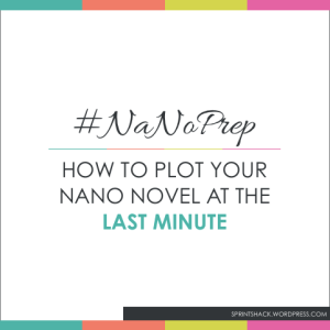 In need of some last minute #NaNoPrep? Learn how to plot your story using the Plot Card Method right here.